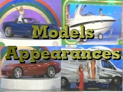 Models Appearances