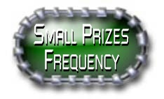 Small Prizes Frequency