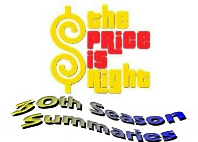 Price is Right Summaries