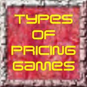 Grouped By Types of Pricing Games