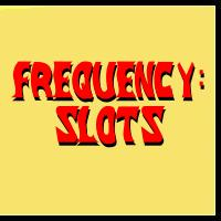 Pricing Games Frequency: Slots