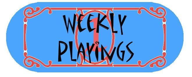 Frequency by Weekly Playings