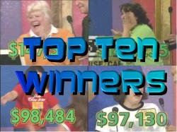 Top Ten Winners